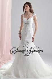 robe mari e sirene dentelle robe de mariee sirene bustier bretelle en dentelle mariages