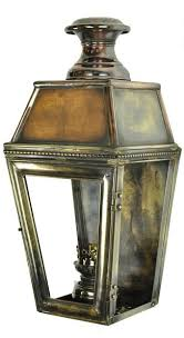 Carriage Light Kensington Solid Brass Victorian Outdoor Wall Carriage Lamp 432