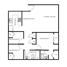 Holiday House Floor Plans Floor Plans Holiday Manor Apartments In Oxnard Ca