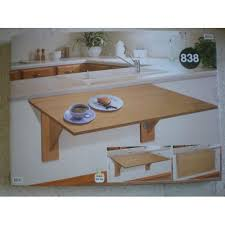 table murale de cuisine table murale rabattable cuisine table murale pliante pour cuisine