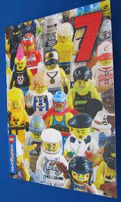 lego birthday card age 7 amazon co uk toys u0026 games