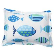 Fish Duvet Cover Fun Fish Percale Kids Duvet Cover Company Kids