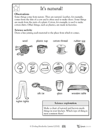 awesome collection of worksheets of science for grade 2 about