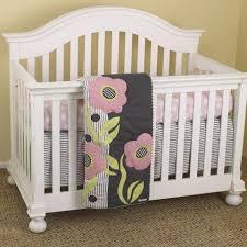 Cotton Tale Poppy Crib Bedding Nursery Bedding Floral Bedding Dots Pink Cotton Tale Designs
