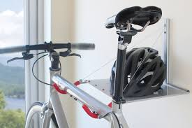 monet bike rack with shelf the container store