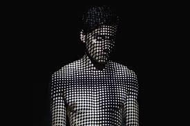 mads perch s hypnotizing light projection portraits