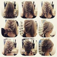 Hochsteckfrisurenen Selber Machen Schulterlanges Haar by Cele Mai Bune 25 De Idei Despre Dutt Frisuren Schulterlanges Haar