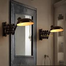 led wall mounted bedside lights bathroom sconces lighting led bathroom mirror front l bathroom
