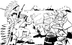 coloriage cowboy les beaux dessins de personnages à imprimer et