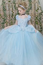 Belle Halloween Costume Blue Dress Princess Frog Custom Costume Neverbugcreations