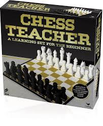 Amazon Chess Set Amazon Com Chess Teacher Styles May Vary Toys U0026 Games