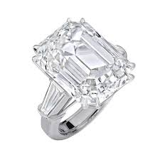 engaged ring carey is engaged an exclusive look at 35 carat