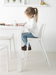 Junior Chair Dining Junior Chair White Child And Room