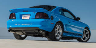 2003 roush mustang specs 1994 1998 mustang exhaust americanmuscle