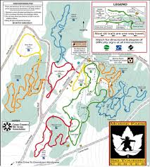 Vt Map Morse Farm Xc Trail Map Liftopia