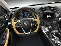 nissan maxima us news 2016 nissan maxima revealed in new york prices start at 32 410