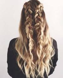 hair platts curly hair plaits styles intended for hairstyles my salon