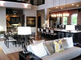 paint ideas for living room and kitchen kitchen and living room colors cirm info