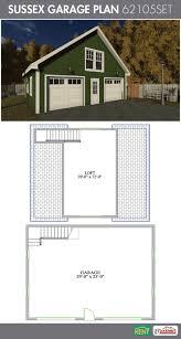 Garage Loft Plans 13 Best Garage Plans Images On Pinterest
