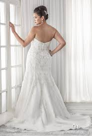 plus size fit and flare wedding dress trubridal wedding wedding dress archives trubridal
