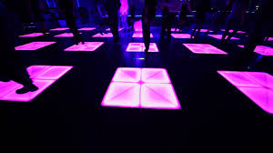 light spots on floor in night club stock video footage videoblocks