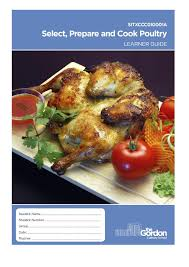 select prepare and cook poultry by glenn kelly issuu