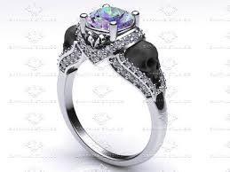 skull wedding rings skull wedding rings jemonte