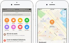 Route Mapping by How To Search Along Your Route In Apple Maps