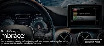 mbrace mercedes us mercedes launches mbrace connect for all my2016 cars