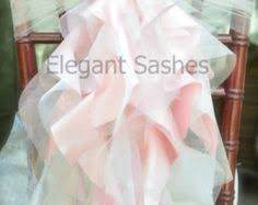 sashes for chairs set of 2 and groom chair sash with by elegantsashesandmore
