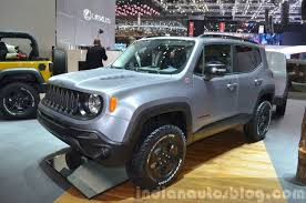 jeep renegade concept jeep renegade hard steel concept front three quarters indian