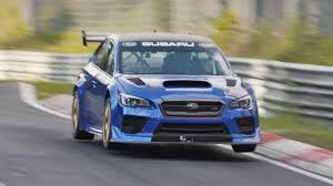 subaru wrc video subaru wrx sti laps the nürburgring in 6m 57 5s top gear
