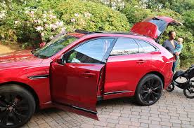 Most Comfortable Car To Drive The Only Car Your Family Needs The Jaguar F Pace The