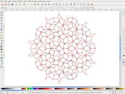 Tiling System Lindenmayer System Penrose Tiling By Ailurus88 On Deviantart