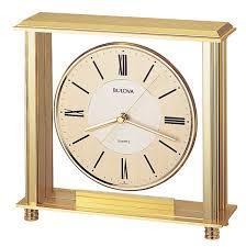 Amazon Mantle Clock Bulova Table Clock Home Design
