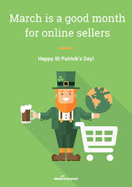free ebook march is a good month for online sellers happy st