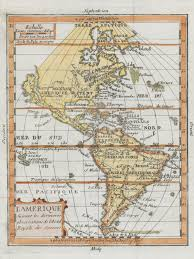 Show Me A Map Of Central America by 18 Maps From When The World Thought California Was An Island Wired