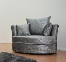 Swivel Cuddle Chair Swivel Cuddle Chairs U2013 Glamour Homes Uk