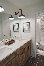 Rustic Modern Bathroom Modern Rustic Bathroom
