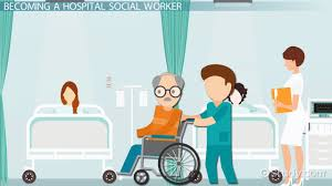 become a hospital social worker step by step career guide