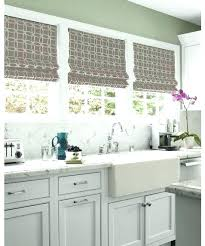 kitchen valance ideas blinds for kitchen windows or innovative kitchen window treatments