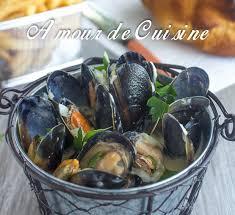 cuisiner des moules au vin blanc moules marinieres sans vin amour de cuisine