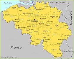 belguim map belgium map map of belgium annamap