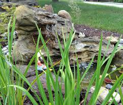 backyard waterfalls fake u0026 decorative rock waterfalls