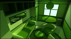 art green room