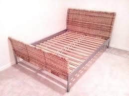 new ikea wicker headboard 26 in king size bed with ikea wicker