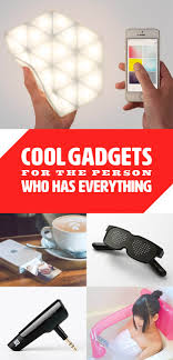 25 amazingly cool gadget gifts you may want to keep for yourself