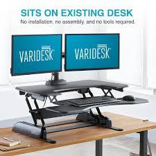Ikea Standing Desk 22 by Amazon Com Varidesk Height Adjustable Standing Desk Pro Plus