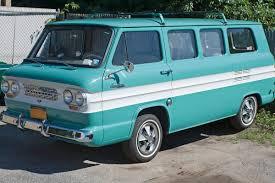 van chevrolet top 5 chevy vans of all time 1 1961 u20131965 corvair greenbrier