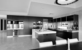 contemporary luxury kitchen interior design of nightingale home by